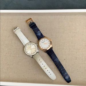 Two Kenneth Cole watches